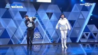 Produce 101 Season 2 - Seonho & Guanlin ♬Whiplash′ (NCT 127)