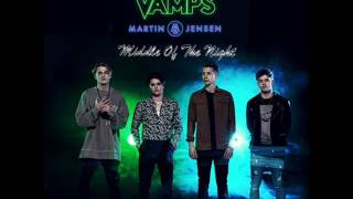 The Vamps ft. Martin Jensen - Middle of the Night Ringtone