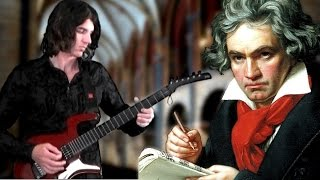 """Fur Elise"" - Dan Mumm - Epic Metal Version - Ludwig Van Beethoven"