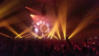 Qlimax 2016 | Atmozfears ft Audiotricz - Reawakening (Intro Edit)