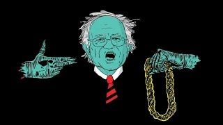 Bernie Sanders Introduces Run The Jewels At Coachella 2016