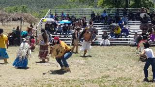 Apache War Dance 2o17 Ft.Apache Heritage day(2)