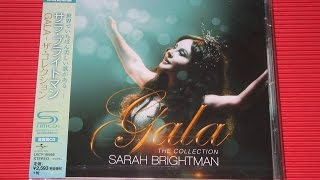 Sarah Brightman: New Album Gala The Collection(Japan)