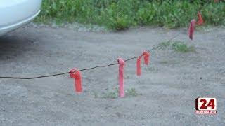 До сентября незаконные парковки демонтируют