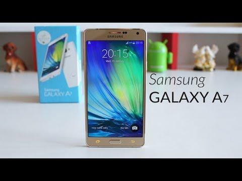 فتح صندوق جهاز SamSung Galaxy A7