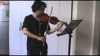Mi Muñeca (Violín Cover) - Kevin Pardo