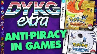 Anti-Piracy Measures in Video Games - Did You Know Gaming extra Feat. Greg (Pokemon + more)
