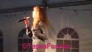 I put my trust in you Live! Tessa