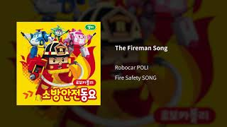 The Fireman Song | Fire Safety SONG for Kids| Robocar POLI