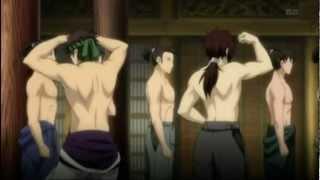 Hakuouki ♂ Shinpachi is Sexy & He knows it