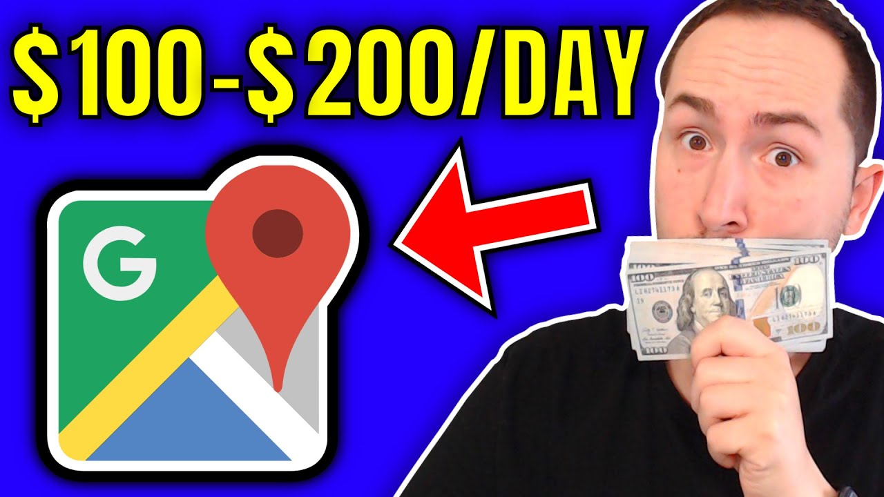 How To Make Money with Google Maps (0-0 PER DAY)