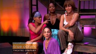 Jasmine Guy's  For Colored Girls Promo