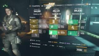 Tom Clancy's The Division 1.5 Alpha Bridge Build smg (vP Feedz)