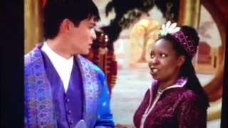 "Whoopi Goldberg singing ""Do I Love You Because You're Beautiful"" (Reprise) Cinderella 1997"
