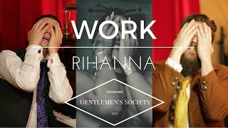 Work - Rihanna feat Drake [Official AGS Cover]