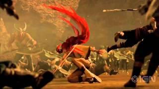 Heavenly Sword: The Movie - Trailer