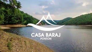Ponton Casa Baraj - Valiug