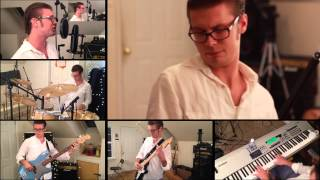 """""""Amnesia"""" - 5 Seconds of Summer [ONE MAN BAND COVER] by Sam Brown"""