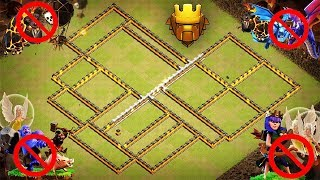 Base Coc Th 11 War 2019 2