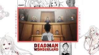 [Аниме обзор] Страна чудес смертников / Deadman Wonderland