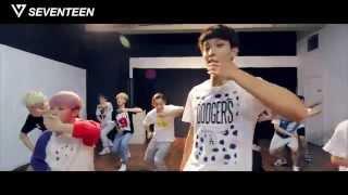 [Dance Practice] SEVENTEEN(세븐틴) -'아낀다(Adore U) - 'Follow Me' Ver.