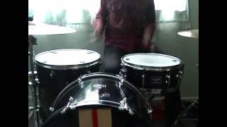 Las Penas por Amor (Odisseo - Drum Cover)
