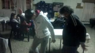 Bailando en el sane de Wilde