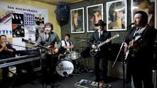 Los Escarabajos: I Want To Hold Your Hand (live rehearsal) [PM1]