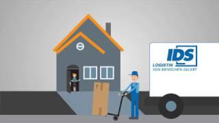Der Weg Ihres Pakets mit IDS Logistik: so funktioniert die Zustellung
