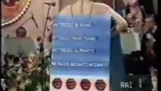 Enzo Carella Barbara @ Video Sanremo 1979