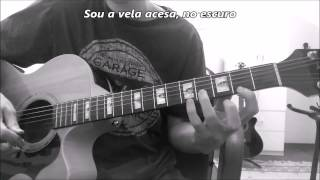 Sangrando sem corte - Cristiano Araújo -- Solo do meio (base e solo)