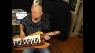 "Gary Moore ""Still Got The Blues"" w Keytarjeff"