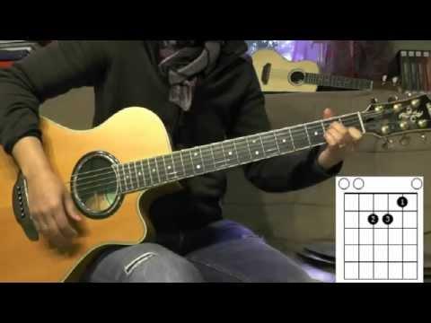 Comment jouer Tous les mêmes de Stromae à la guitare