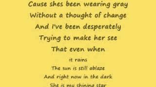 The Icarus Account - Yellow Shirt (Lyrics)