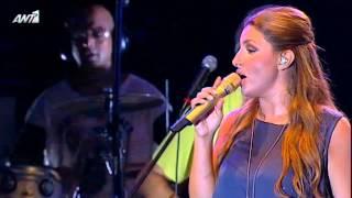 Helena Paparizou - Porta Gia Ton Ourano (Live @ South Coast 2013)