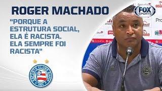 VITÓRIA DO FLUMINENSE! Veja entrevista coletiva com Roger Machado, técnico do Bahia