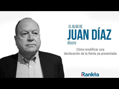 Después de la gran acogida de los vídeos del ejercicio de la Renta 2019 realizados por Juan Díaz. Hemos hecho un vídeo para aclarar algunas dudas que han estado surgiendo estos días por el foro y lo comentarios. En este vídeo se explicará cóm hacer rectificaciones en la declaración de la renta.