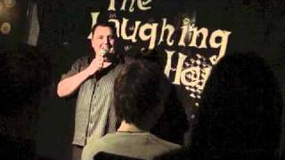 GLEN MANEY LIVE AT THE LAUGHING HORSE