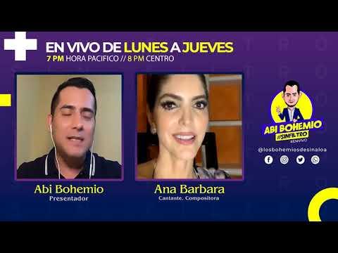 ♥️😍- Ana Barbara #SINFILTRO 🔥 | DETRÁS DE MIS CANCIONES HAY UNA HISTORIA!