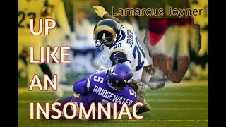 Lamarcus Joyner |UP LIKE AN INSOMNIAC|Ft.XXX| Career Highlights 2013-18(HD)