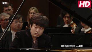 #Cliburn2017 Semifinal Concerto - Dasol Kim - Mozart: Piano Concerto No. 20 in D Minor