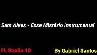 Sam Alves - Esse Mistério (Instrumental Cover) By Gabriel Santos