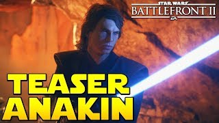 TEASER ANAKIN! (Clip HD Anakin vs Dooku) & Infos Clones/Transmission | Star Wars Battlefront