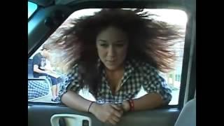 HOTTIE HAIR TRICK !!! BASS TEST
