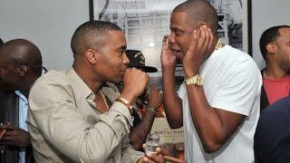 Jay Z Nas QTip documentary film 1999