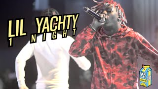 Lil Yachty - 1 Night (Live Performance)