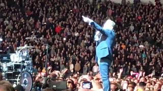 U2 Elevation Santa Clara Live