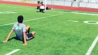 First soccer highlight clip keeper Impact 03 boys