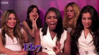 Normani Kordei Great Vocal Moments