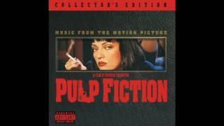Pulp Fiction OST - 02 Royale With Cheese